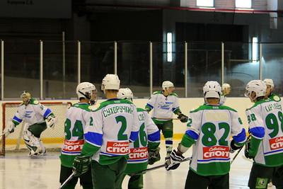 Белые Медведи (Челябинск) - Толпар (Уфа) 3:5. 11 августа 2011