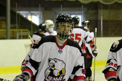 Белые Медведи (Челябинск) - Мечел-2 (Челябинск) 6:4. 13 августа 2011