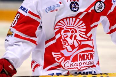 Белые Медведи (Челябинск) - МХК Спартак (Москва) 2:3. 15 ноября 2011