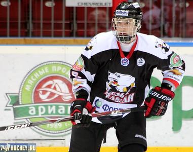 Белые Медведи (Челябинск) - Снежные Барсы (Астана) 0:1 ОТ. 17 ноября 2011