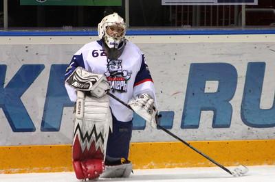 Белые Медведи (Челябинск) - Сибирские Снайперы (Новосибирск) 5:1. 18 октября 2011