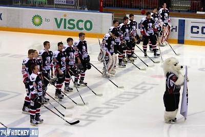 Белые Медведи Челябинск, МХЛ, хоккей