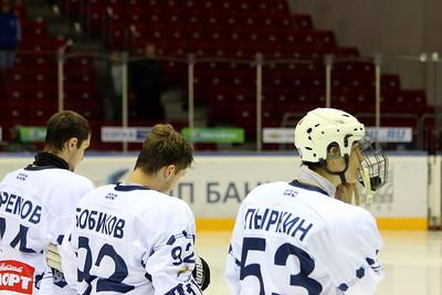 Белые Медведи (Челябинск) - Реактор (Нижнекамск) 7:3. 23 сентября 2011