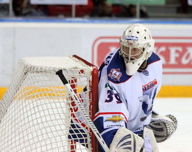 Белые Медведи (Челябинск) - Чайка (Нижний Новгород) 3:4. 29 января 2012