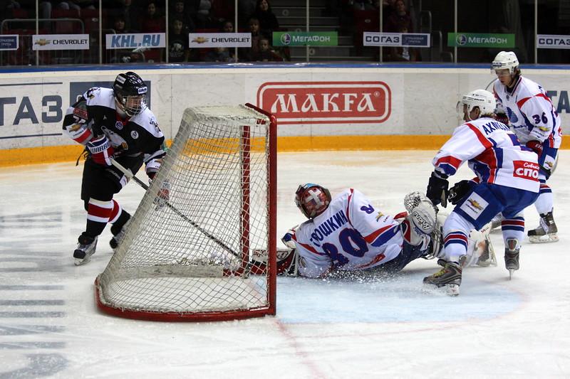 Ладья Тольятти МХЛ хоккей