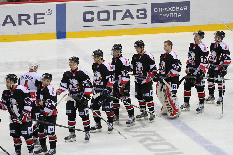Белые Медведи Челябинск