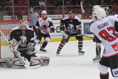 Очередные домашние матчи молодежная челябинская команда МХЛ Белые медведи проведет 24 и 25 февраля против Авто из Екатеринбурга.