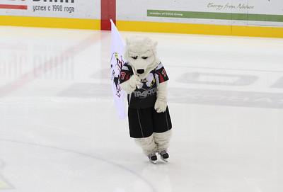 Белые Медведи (Челябинск) - Барс (Казань) 3:2. 18 ноября 2012