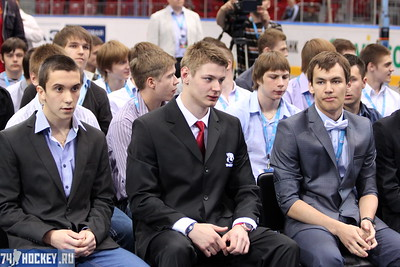 Драфт юниоров КХЛ. 26 мая 2012, Челябинск