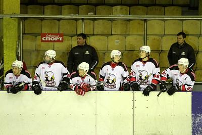 Мечел (Челябинск) - Белые Медведи (Челябинск) 3:5. 6 января 2013