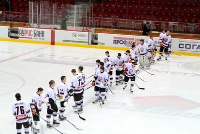 Белые Медведи (Челябинск) - Октан (Пермь) 2:1. 7 декабря 2012