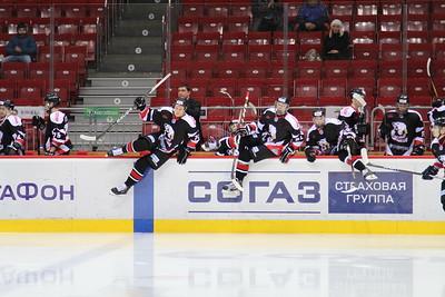 Белые Медведи (Челябинск) - Октан (Пермь) 2:3 Б. 11 декабря 2012