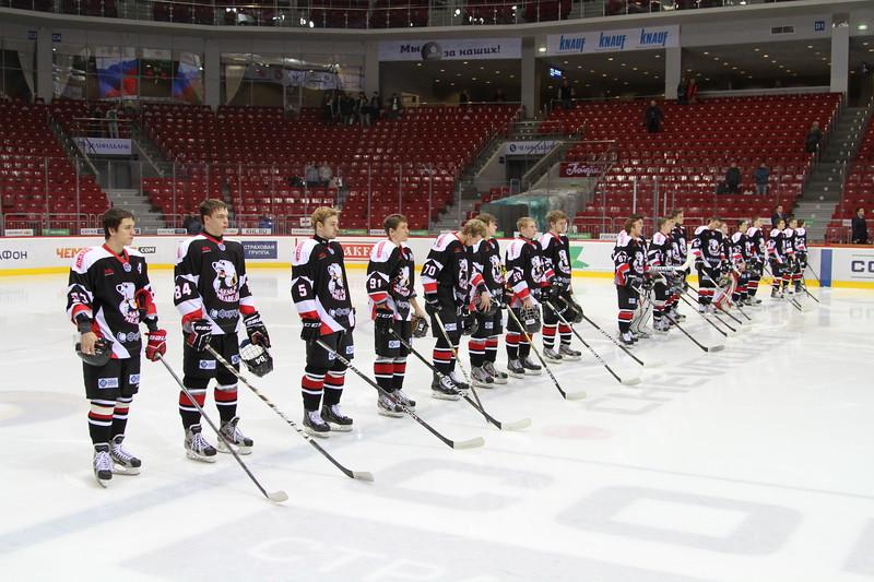 МХЛ. Белые Медведи в сезоне 2012-2013. Итоги