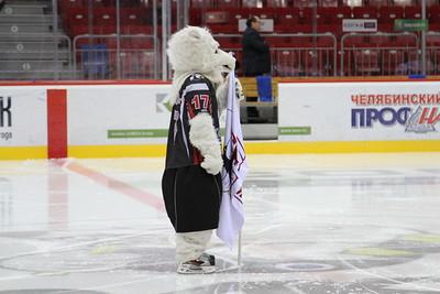 Белые Медведи (Челябинск) - Снежные Барсы (Астана) 2:0. 23 января 2013