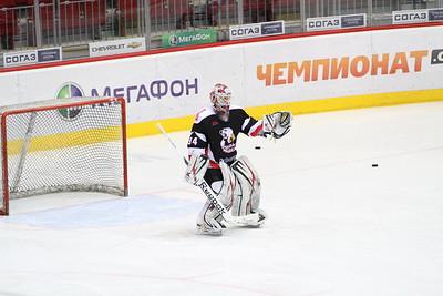 Белые Медведи (Челябинск) - Толпар (Уфа) 0:3. 1 марта 2013