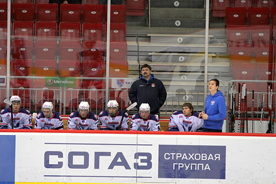 Белые Медведи (Челябинск) - Чайка (Нижний Новгород) 3:1. 15 ноября 2012