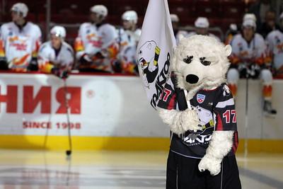 Белые Медведи (Челябинск) - Стальные Лисы (Магнитогорск) 6:1. 27 августа 2012