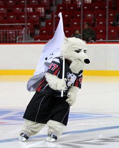 Белые Медведи (Челябинск) - Ладья (Тольятти) 1:5. 28 августа 2012