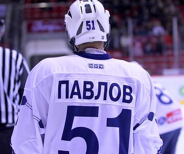 Белые Медведи (Челябинск) - Реактор (Нижнекамск) 3:1. 3 октября 2012