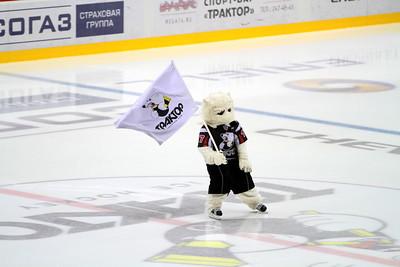 Белые Медведи (Челябинск) - Кристалл (Бердск) 9:1. 8 сентября 2012