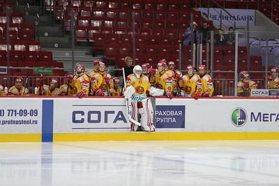 Белые Медведи (Челябинск) - SCL Young Tigers 4:1. 2 января 2013