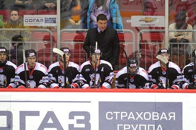 Белые Медведи (Челябинск) - Авто (Екатеринбург) 4:0. 25 февраля 2014