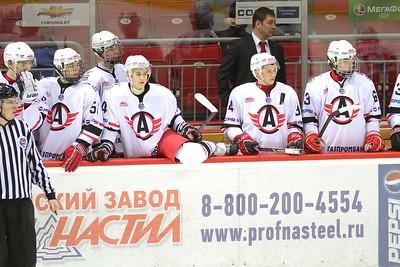 Белые Медведи (Челябинск) - Авто (Екатеринбург) 4:1. 24 февраля 2014
