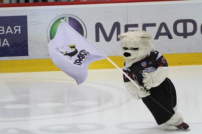 Белые Медведи (Челябинск) - Омские Ястребы (Омск) 5:1. 26 марта 2014