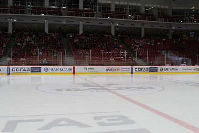 Арена Трактор. Лёд