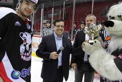 Белые Медведи (Челябинск) - Ладья (Тольятти) 4:2. 2 марта 2014