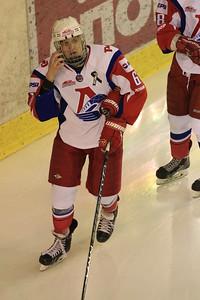 Мечел (Челябинск) - Локо-Юниор (Ярославль) 0:4. 22 марта 2014