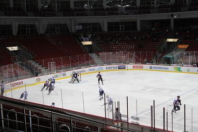 Белые Медведи (Челябинск) - Мамонты Югры (Ханты-Мансийск) 3:0. 24 января 2014