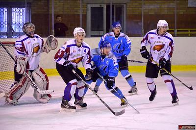 В Первенстве Молодежной хоккейной лиги челябинская команда Мечел одержала три победы и один матч проиграла