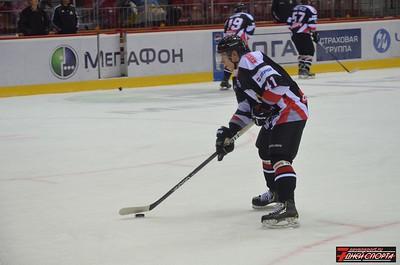 Белые Медведи (Челябинск) - Молот (Пермь) 4:1. 21 сентября 2013