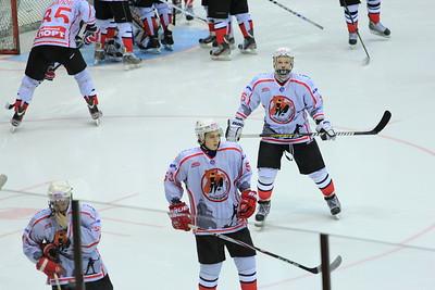 Белые Медведи (Челябинск) – Кузнецкие Медведи (Новокузнецк) 4:1. 29 октября 2013