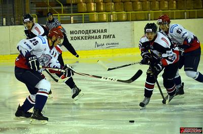 Белые Медведи (Челябинск) - Белые Тигры (Оренбург) 3:1. 16 сентября 2013