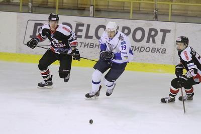 Белые Медведи (Челябинск) - Снежные Барсы (Астана) 5:1. 17 февраля 2014