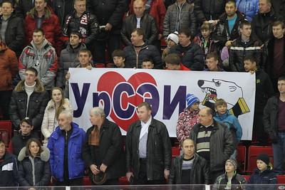 Белые Медведи (Челябинск) - Стальные Лисы (Магнитогорск) 4:0. 15 марта 2014