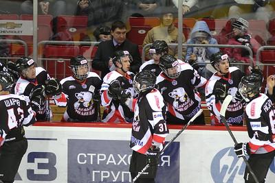 Белые Медведи (Челябинск) - Толпар (Уфа) 5:3. 29 ноября 2013