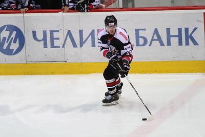 Белые Медведи (Челябинск) - Тюменский Легион (Тюмень) 2:0. 28 января 2014