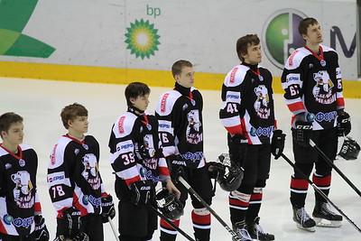 Челябинская молодежная команда МХЛ Белые медведи проведет у себя дома два матча серии плей-офф против тольяттинской Ладьи