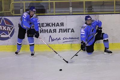 Мечел (Челябинск) - Горняк (Учалы) 2:4. 20 октября 2013