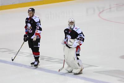 Челябинская молодежная команда МХЛ Белые медведи проиграла вторую игру подряд в Уфе местному Толпару.