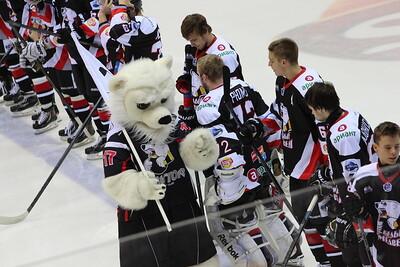 Белые Медведи (Челябинск) - Олимпия (Кирово-Чепецк) 10:3. 8 октября 2014