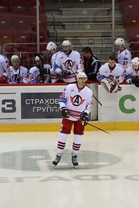 Белые Медведи (Челябинск) - Авто (Екатеринбург) 2:1. 25 сентября 2014