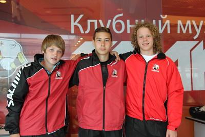 Хоккейную экипировку для команд пяти возрастных групп и тренерского состава заказали по поручению исполняющего обязанности губернатора Челябинской области, президента хоккейного клуба Трактор Бориса Дубровского.