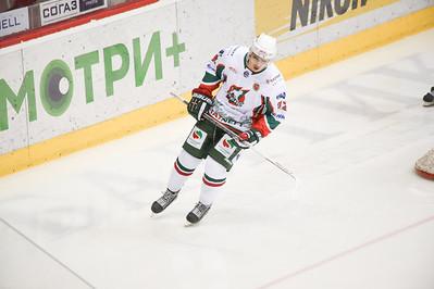 Белые Медведи (Челябинск) - Ирбис (Казань) 4:1. 7 января 2014