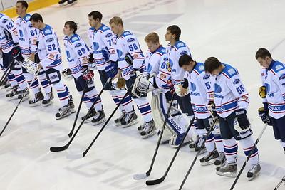 Белые Медведи (Челябинск) - Ладья (Тольятти) 5:2. 25 октября 2014