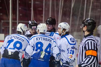 Белые Медведи (Челябинск) - Реактор (Нижнекамск) 5:2. 30 марта 2015