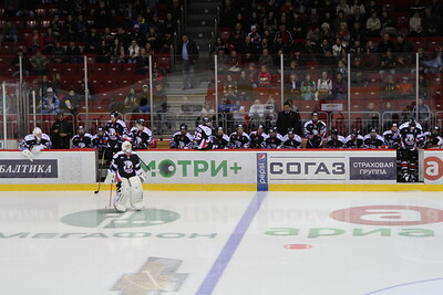 Белые Медведи (Челябинск) - Юниор (Курган) 6:0. 28 сентября 2014